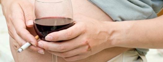 Alkohol w ciazy