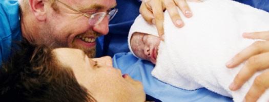 Etapy porodu