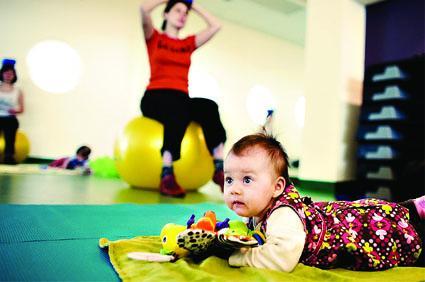 Ćwiczenia dla aktywnych mam