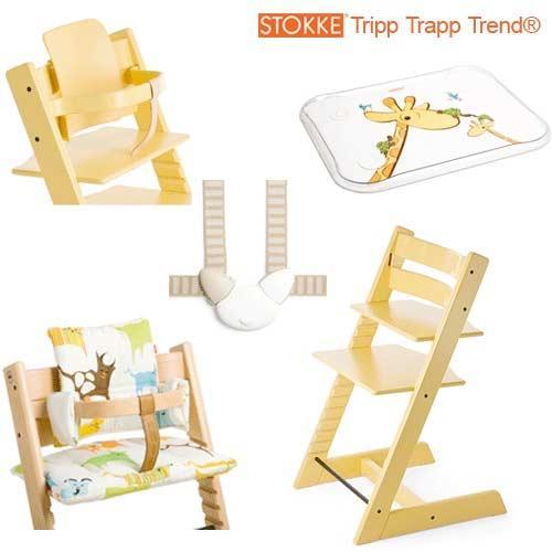 Krzesełko Stokke Tripp Trapp