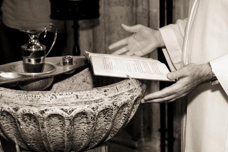 Czy ateiści powinni chrzcić dzieci?