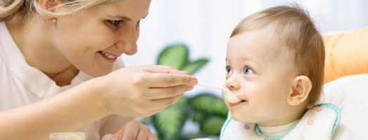 Niania dla niemowlaka