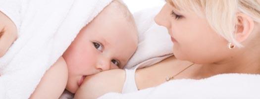 Błędy w żywieniu niemowląt