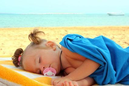 Wakacje z dzieckiem - niezbędnik rodzica