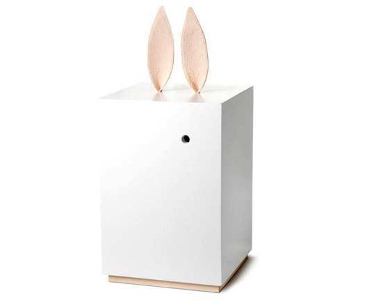 Kontener Heirloom Rabbit