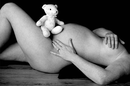 Sesja fotograficzna w ciąży